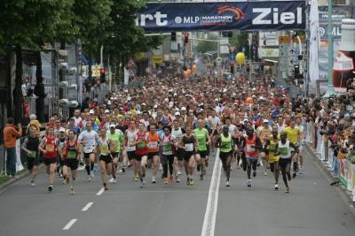Marathon Mannheim