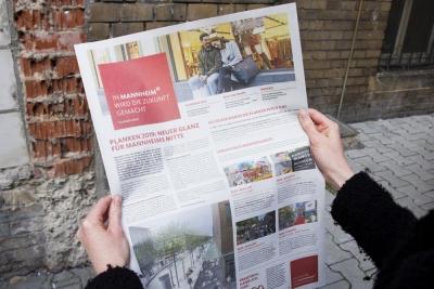 """Zeitungsbeilage """"Planken 2019"""" erschienen"""